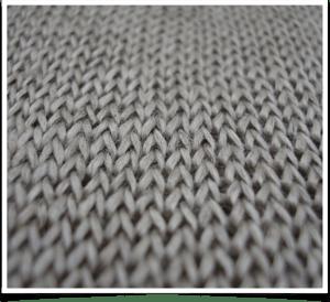 knitting linen